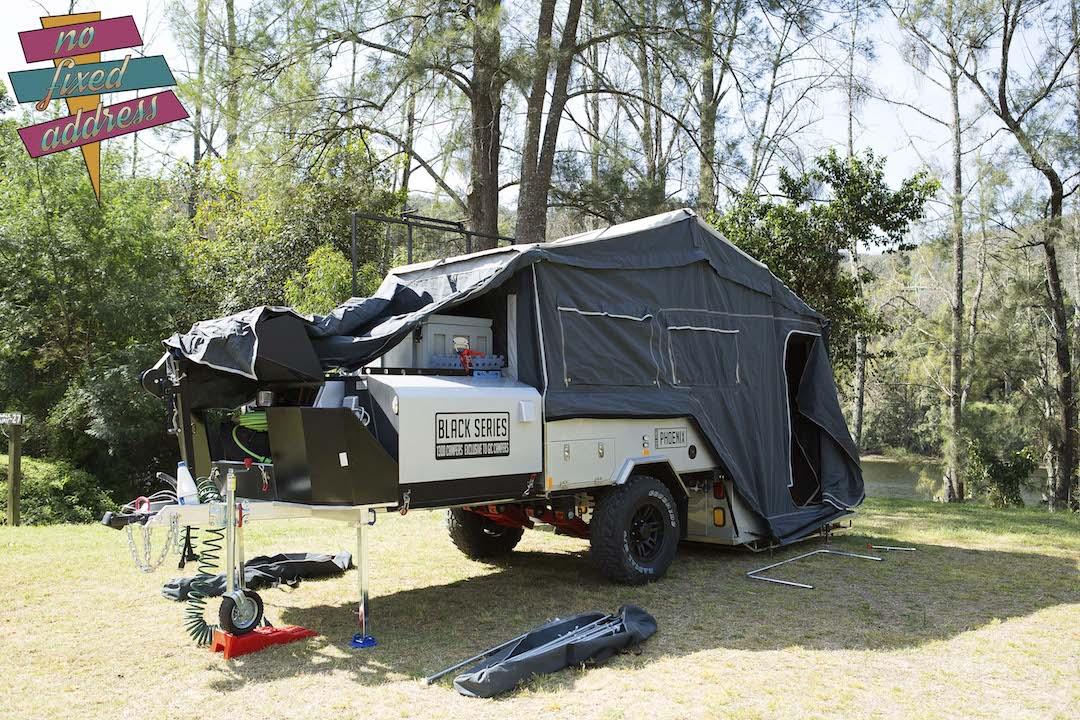 Our Black Series Camper
